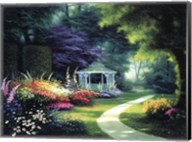 Tree Lined Path Fine-Art Print
