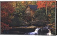 Old Mill Wall Poster