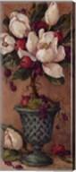 Magnolia Topiary I Fine-Art Print