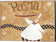 Pasta - Chef Fine-Art Print