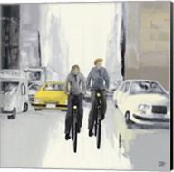 Embouteillage Fine-Art Print