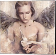 Reverie d'angel Fine-Art Print