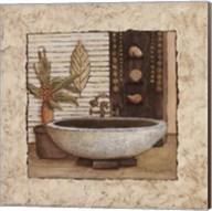 Feng Shui Bath II Fine-Art Print