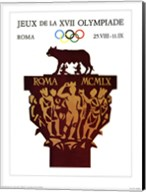Rome, 1970 (Olympic Games) Fine-Art Print
