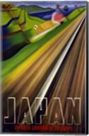 Japanese Railways Fine-Art Print