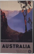 Australia - Blue Mountains Fine-Art Print