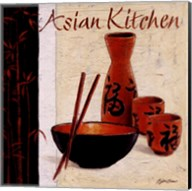 Asian Kitchen Fine-Art Print