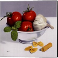 Italian Cooking Fine-Art Print