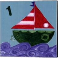 One Ship Fine-Art Print