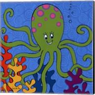 Olly Octopus Fine-Art Print