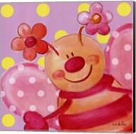 Flower Bee Fine-Art Print