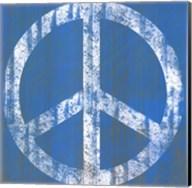 Blue Peace Fine-Art Print