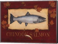 Chinook Bass Fine-Art Print