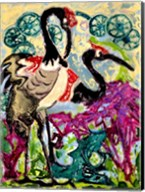 Cranes Fine-Art Print