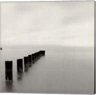 Lake Michigan Morning, Chicago, Illinois, 2001 Fine-Art Print
