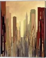 Metropolitan View Fine-Art Print