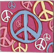 Peace Baby Fine-Art Print