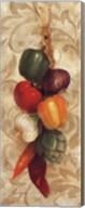 Mixed Vegetables I Fine-Art Print
