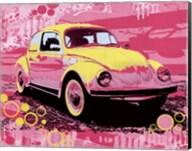 Vintage Beetle Fine-Art Print
