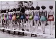 Coney Island Lineup Fine-Art Print