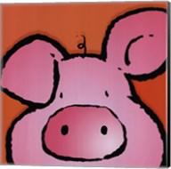 Pig Fine-Art Print