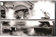 Steam Fine-Art Print