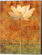 Abstract Lotus I Fine-Art Print