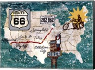 Retro Roadtrip II Fine-Art Print