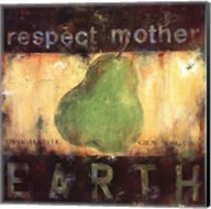 Respect Mother Earth Fine-Art Print