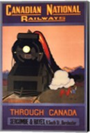 Canadian National Railways Fine-Art Print