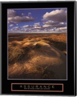 Assurance - Sand Dunes Fine-Art Print