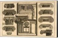 Della Magnificienza ed Architettura de Romani, (The Vatican Collection) Fine-Art Print