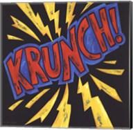 Krunch Fine-Art Print