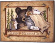 Bear Necessities Fine-Art Print