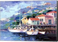 Mediterranean Sunset Fine-Art Print