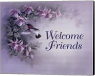 Welcome Friends Fine-Art Print