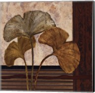Urban Ginkgo II - mini Fine-Art Print