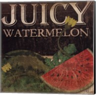 Juicy Watermelon Fine-Art Print