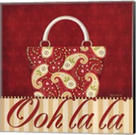 Ooh La La Purse II Fine-Art Print