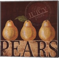 Juicy Pear Fine-Art Print