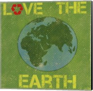 Love the Earth Fine-Art Print