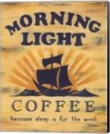 Morning Light Coffee Fine-Art Print