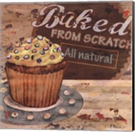 Baking Sign II Fine-Art Print