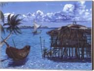 Caribbean Catch Fine-Art Print