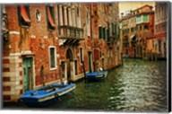 Venetian Canals III Fine-Art Print