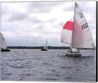 Water Racing IV Fine-Art Print