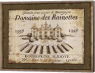 French Wine Labels III Fine-Art Print