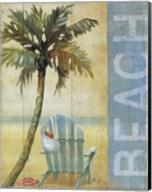 Ocean Beach I Fine-Art Print