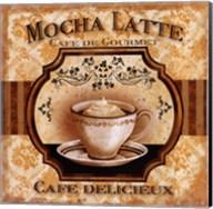 Mocha Latte Fine-Art Print