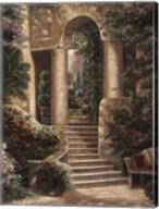 Watson's Garden II Fine-Art Print